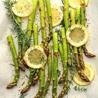 Crispy Asparagus
