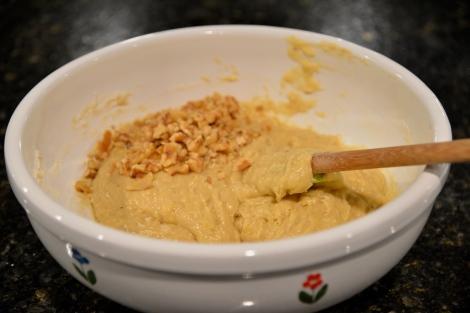 {Walnut Banana Bread Mixture}